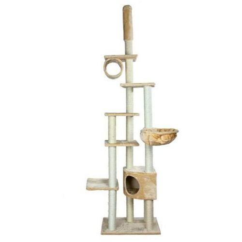 drapak o regulowanej wysokości madrid 245-270cm 2 wersje marki Trixie