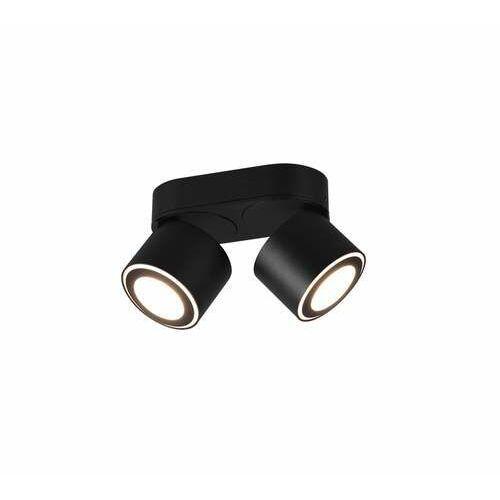 Trio Taurus 652910232 plafon lampa sufitowa 2x3,5W+2x1,5W LED czarny (4017807473674)