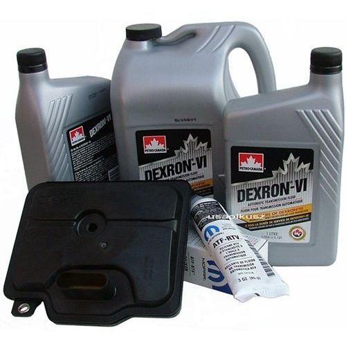Filtr oraz olej dextron-vi automatycznej 6-cio biegowej skrzyni 62te chrysler 200 od producenta Proking