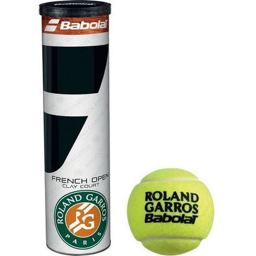 Babolat French Open Clay Court (4 SZT.) (3324921224039)