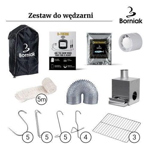 Borniak Zestaw do wędzarni zs-70