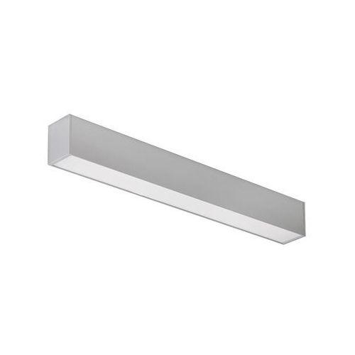 Rabalux Plafon joshua 2419 lampa sufitowa 1x20w led srebrna (5998250324197)