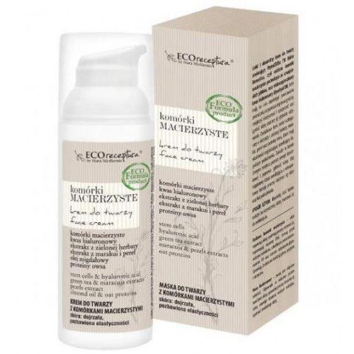 Stara mydlarnia Eco receptura komórki macierzyste - krem do twarzy 50ml