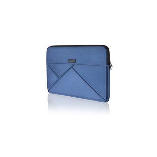 Toshiba Pokrowiec na laptopa 15.6'' niebieski (4051528188288)