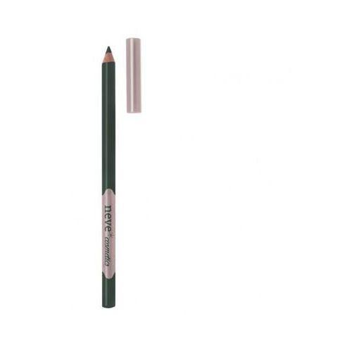 Neve cosmetics Naturalna ciemnozielona kredka do oczu dagger (wkład 1,5g) - intensywy ciemnozielony