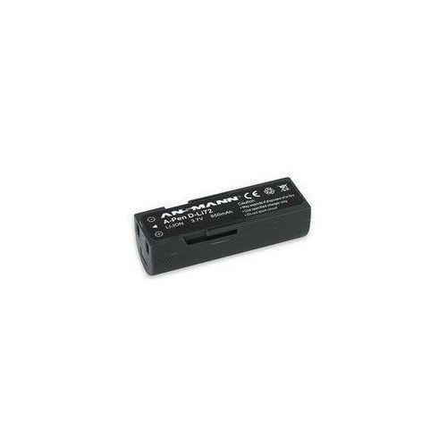 Akumulator ANSMANN do Pentax A-Pen D-Li 72 (650 mAh)
