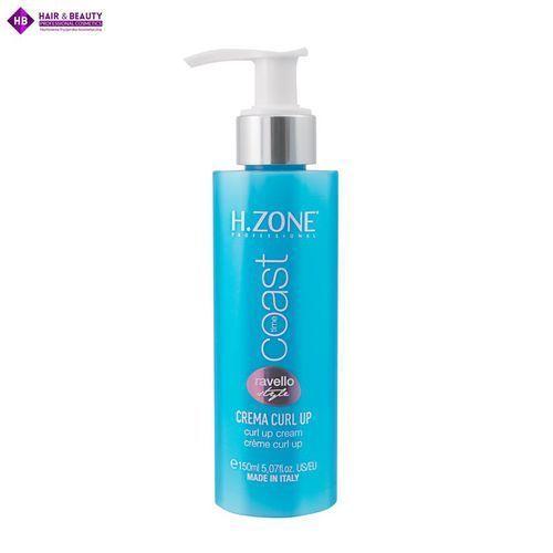 h-zone coast crema curl up, krem do włosów kręconych 150 ml marki Renee blanche