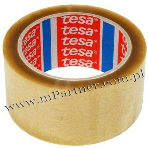 Taśma pakowa 4089 przezroczysta 50mm 66m marki Tesa