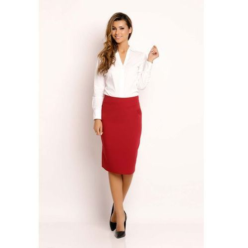 c05fab99ba752c Spódnice i spódniczki Rodzaj: ołówkowa, Długość: midi, ceny, opinie ...