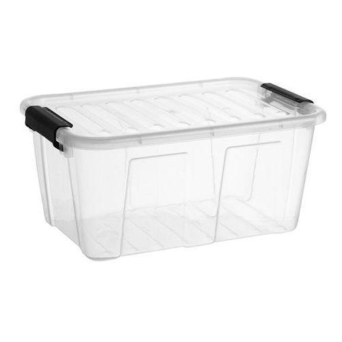 Plast Team Pojemnik Home Box 8l Z Czarny