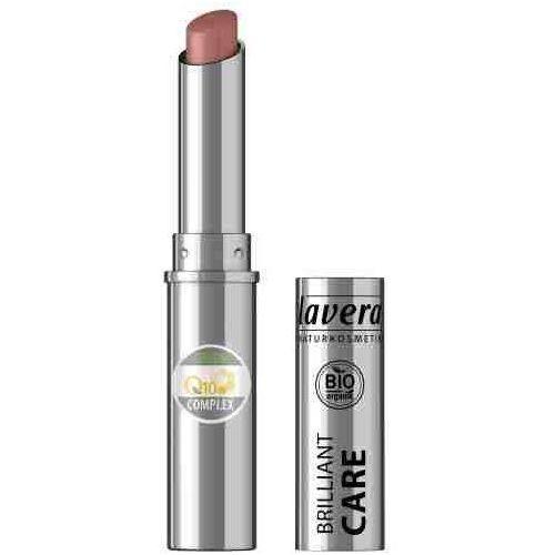 Lavera Brilliant care szminka pielęgnacyjna q10 - 08 jasny różowy orzech 1,7g