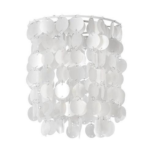 Abażur LEZO 25 x 29 cm PVC biały E27 INSPIRE (3276004768704)