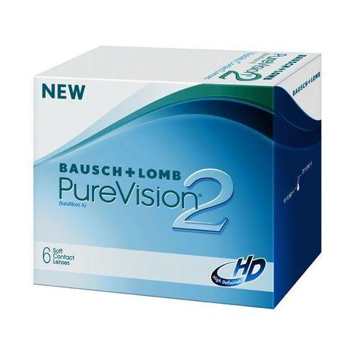 Bausch & Lomb PureVision 2 HD 6 szt.