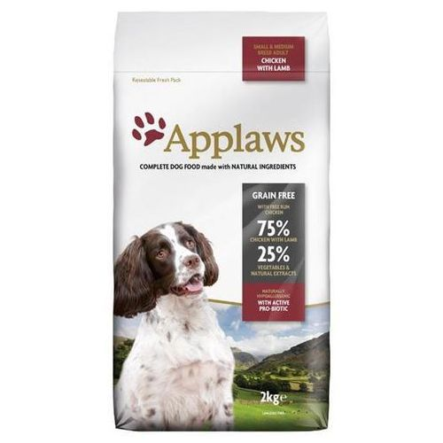 Applaws dog adult s/m breed chicken&lamb - 7,5kg