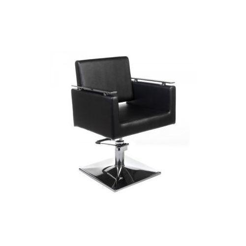 Fotel fryzjerski milo bh-6333 czarny marki Vanity_b