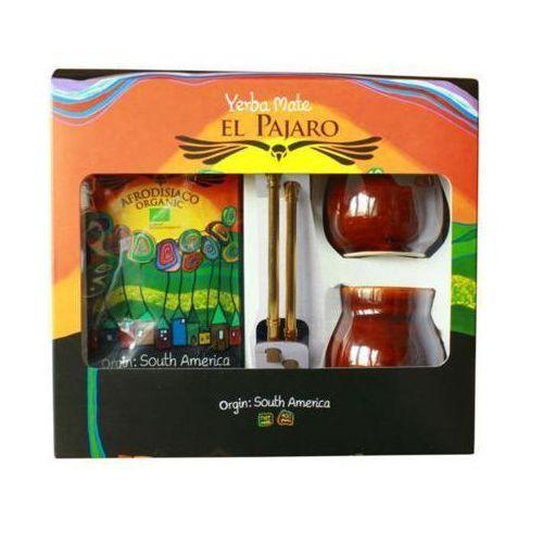bio el pajaro 400g zestaw dla dwojga na dobry początek bio afrodisiaco marki Yerba mate