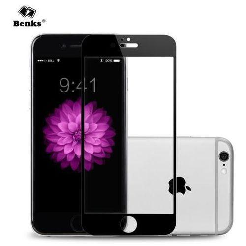Szkło hartowane Benks Magic KR PRO 0,2mm Apple iPhone 6 / 6S Czarne