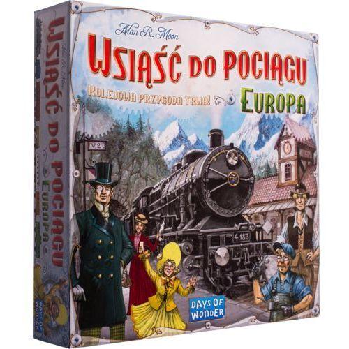 Rebel Wsiąść do pociągu: europa