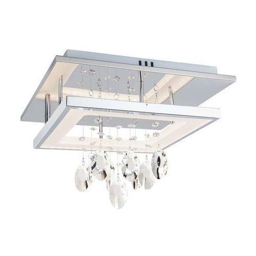 Alva - plafon led chrom. 1x24w, 621001-06 marki Reality
