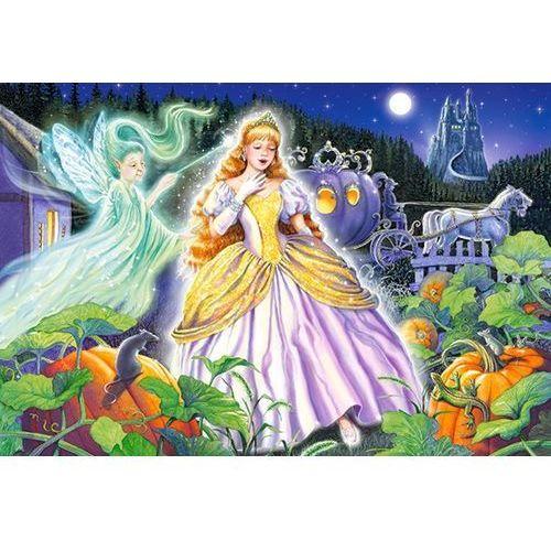 1-040155 Puzzle Kopciuszek - MAXI PUZZLE