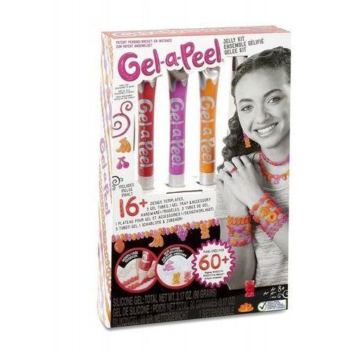 Gel-a-peel zestaw akcesoriów, jelly marki Mga
