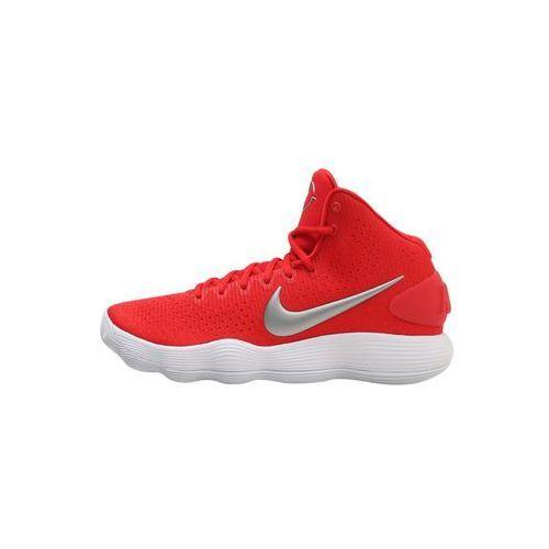 Nike Performance HYPERDUNK 2017 Obuwie do koszykówki university red/white/wolf grey (0884500706873)