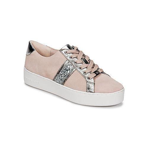 52c5664118ab5 Damskie obuwie sportowe · Trampki niskie poppy stripe lace up, Michael  michael kors, 35-41