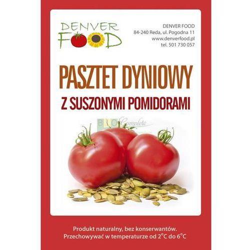 PASZTET DYNIOWY Z SUSZONYMI POMIDORAMI 1kg - DENVER FOOD, 3638