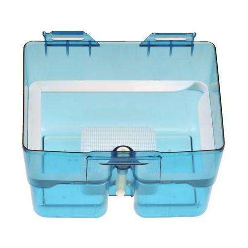Dół pojemnika filtra wodnego aqua+ multicleanx10 pet&family marki Thomas