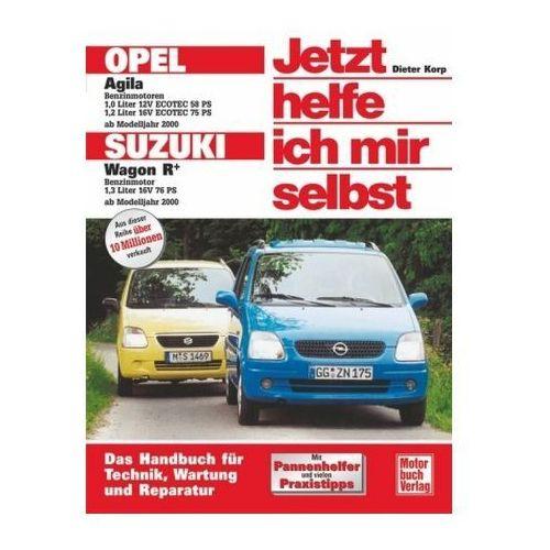Opel Agila, Suzuki Wagon R+ (ab Modelljahr 2000) (9783613022317)