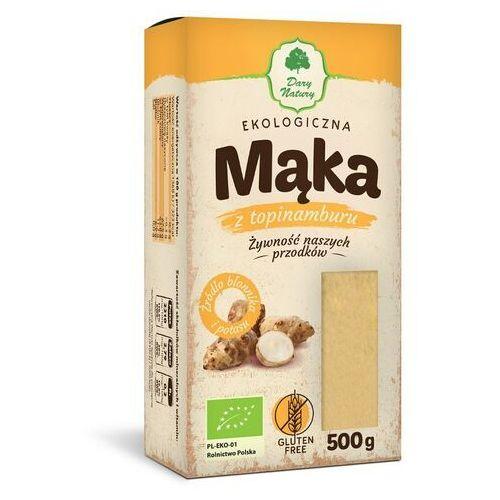 Dary natury Mąka z topinamburu bio 500g (5902741008268)