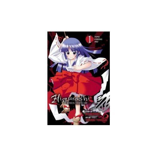 Higurashi When They Cry: Time Killing Arc, Vol. 1 (304 str.)