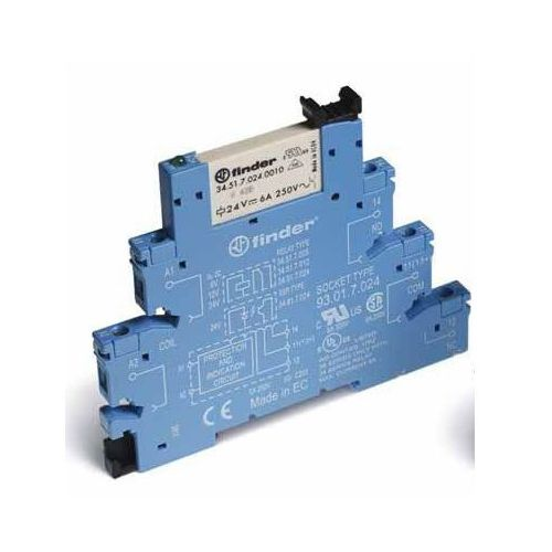 Przekaźnikowy moduł sprzęgający Finder 38.51.3.125.4060