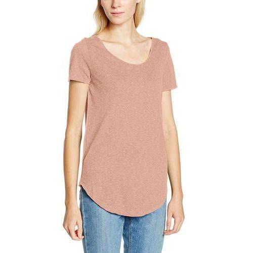 Vero Moda damska koszulka T-shirt vmlua SS Top noos - krój regularny, 10149900-Adobe Rose