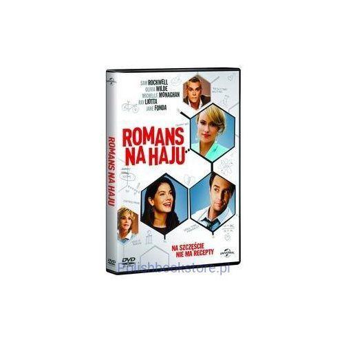 Tim film studio Romans na haju - geoff moore, david posamentier od 24,99zł darmowa dostawa kiosk ruchu (5900058133864)