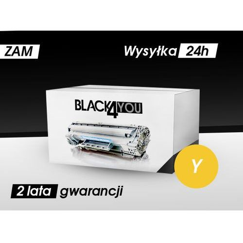 Toner do canon crg-731, crg731 yellow zamiennik, lbp-7100, lcp-8230, lbp7100, lcp8230 marki Black4you