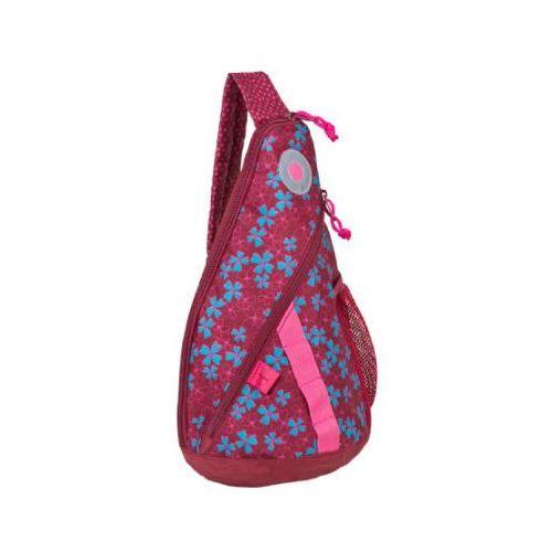 Lassig - plecak na jedno ramię blossy pink - odbiór w 2000 punktach - salony, paczkomaty, stacje orlen (4042183334165)