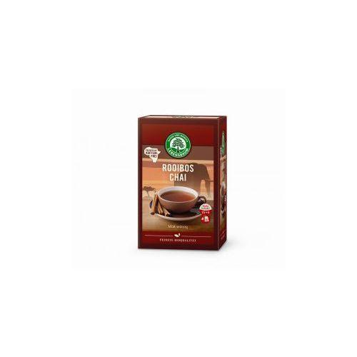 Herbata rooibos chai ekspresowa bio (20 x 2 g) - lebensbaum marki Lebensbaum (przyprawy, herbaty, kawy)