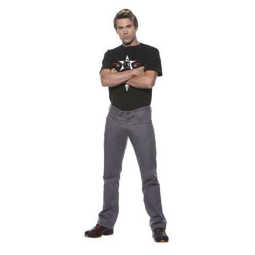 Spodnie męskie, rozmiar 34/32, popiel