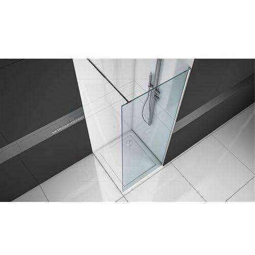 Vetro moderno Ścianka prysznicowa walk in 90 cm vt