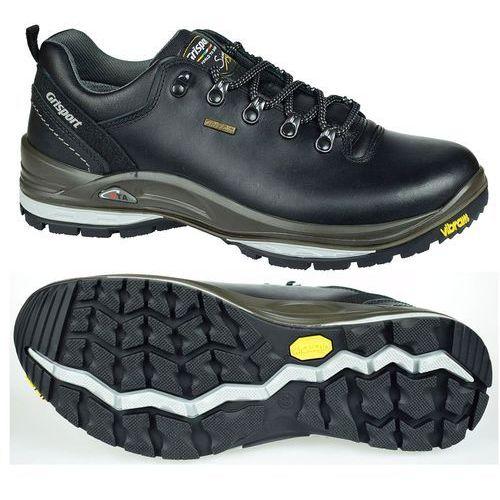 Grisport Męskie buty trekkingowe nero dakar 13507d6g 44