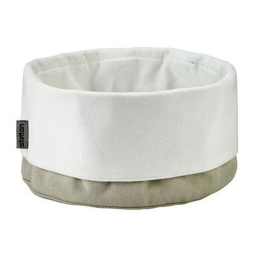 Stelton Chlebak duży piaskowo-biały