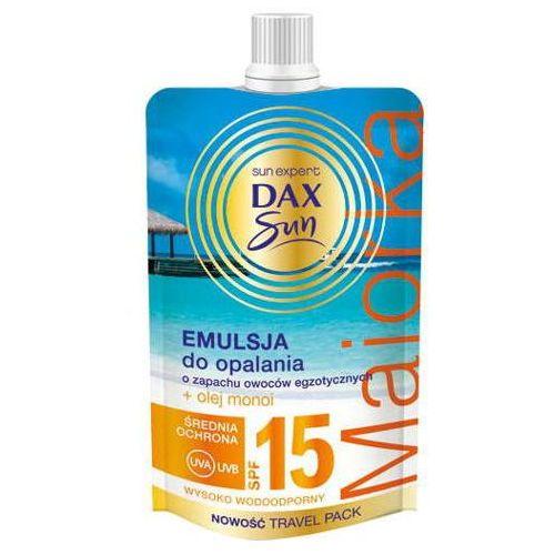 Dax cosmetics Dax sun emulsja do opalania majorka spf15 50ml