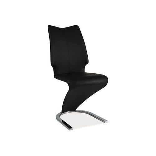 Signal meble Krzesło h-050 czarny
