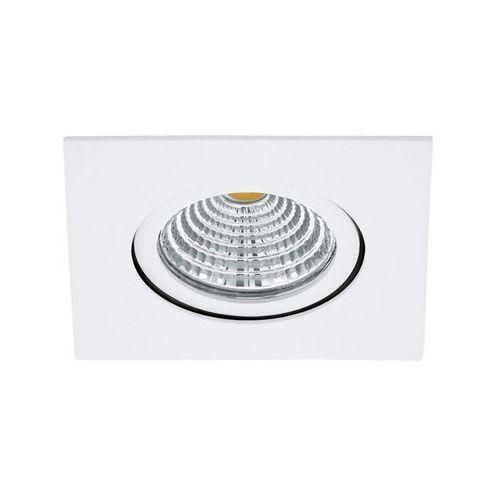 Eglo saliceto 98306 lampa wpuszczana led 6w-nb