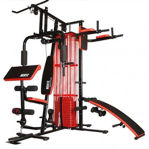 Atlas do ćwiczeń hertz-fitness maximus + skorzystaj z kodu rabatowego! + darmowy transport! marki Hertz fitness
