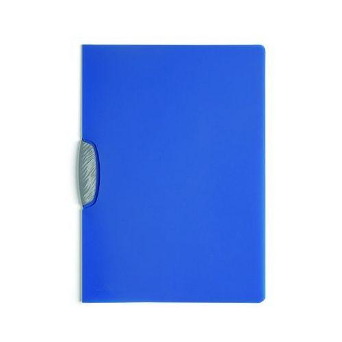 Skoroszyt zaciskowy swingclip niebieski a4/30k. marki Durable