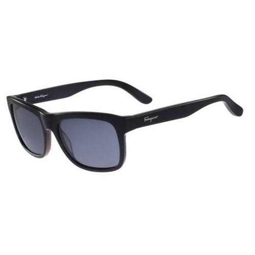 Salvatore ferragamo Okulary słoneczne sf 686sp polarized 001