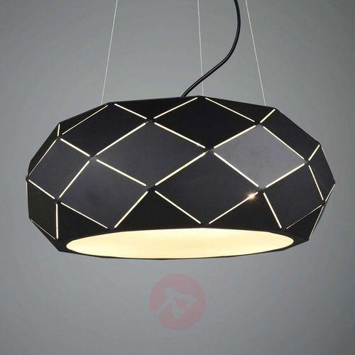 Lampa Wisząca Trio Leuchten ZANDOR Czarny, 3-punktowe - Nowoczesny - Obszar wewnętrzny - ZANDOR - Czas dostawy: od 3-6 dni roboczych, kolor Czarny