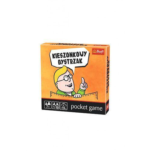 Trefl Kieszonkowy bystrzak - looveer meelis (5904262950101). Najniższe ceny, najlepsze promocje w sklepach, opinie.